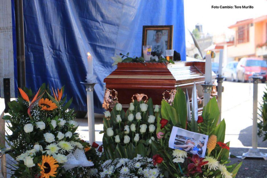 Liberan a policía estatal que atropelló y mató a repartidor de Domino's en Totimehuacán