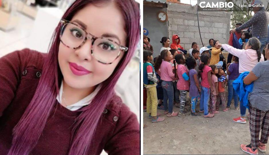 Perfil: Monserrat donaba ropa en la Sierra de Puebla; muere en trágico accidente y abandonan su cuerpo