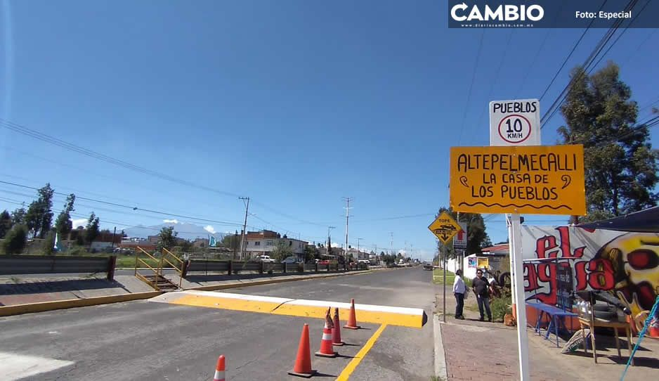 Reabren carretera federal a México bajo la promesa de que expulsarán a Bonafont de Juan C Bonilla