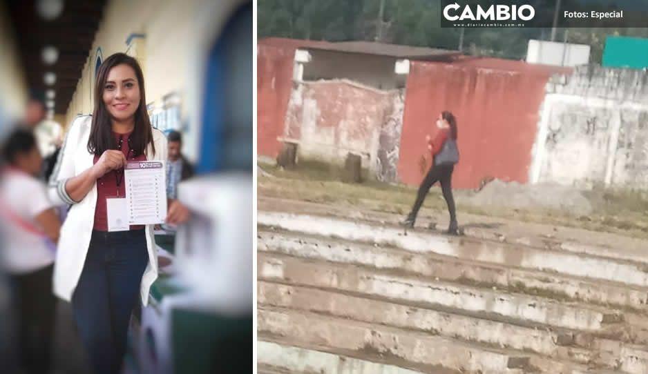 Delegada de Bienestar en Sierra Norte incurrió en tráfico de influencias para vacunar a Lady Ataúdes
