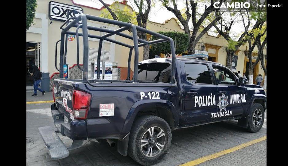 Por deterioro cambiarán 20% de armas de Seguridad Pública en Tehuacán; en marzo llegarán 250 armas