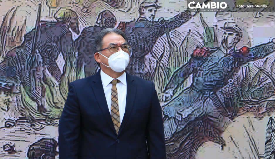 Rechaza Melitón presencia de aviadores en la SEP y denuncia vs Araceli Bautista (VIDEOS)
