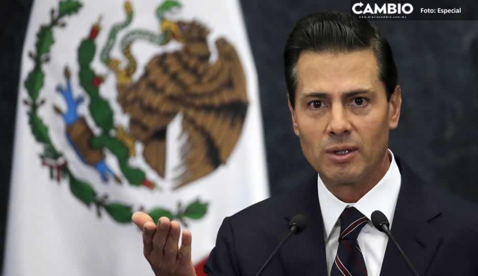FGR abre investigación por el espionaje con Pegasus en el sexenio de Peña Nieto