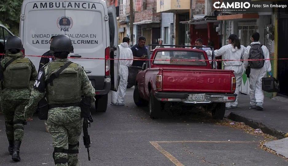 Venganza entre cárteles; torturaron, asesinaron y desmembraron a seis hombres en Michoacán