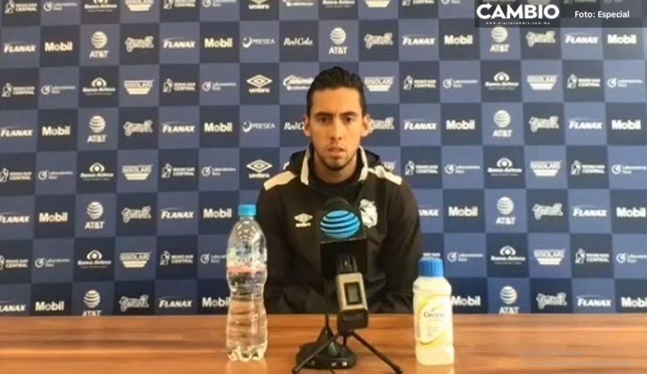 Duelo contra Mazatlán definirá el pase a la liguilla de La Franja: Javier Salas