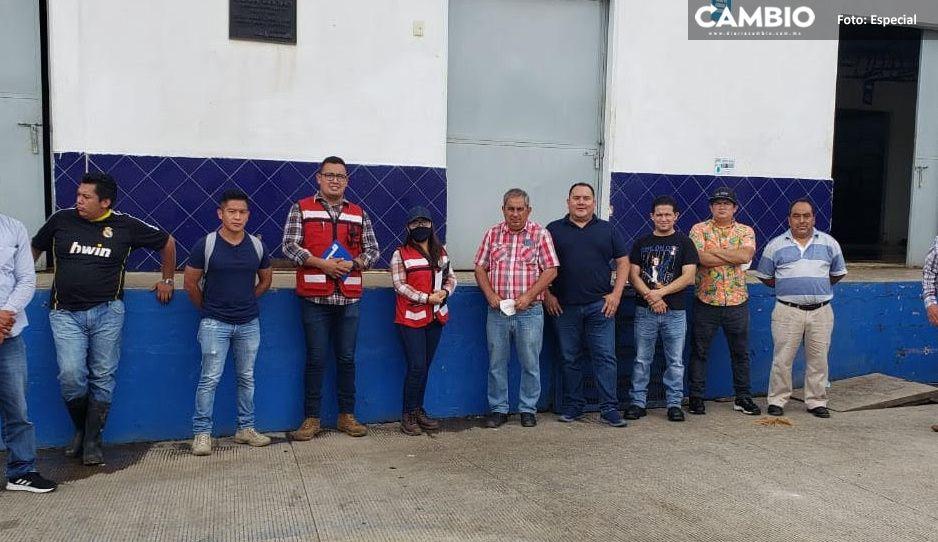 Secretaria de Salud en Puebla declara al Rastro Municipal de Teziutlán libre de clembuterol
