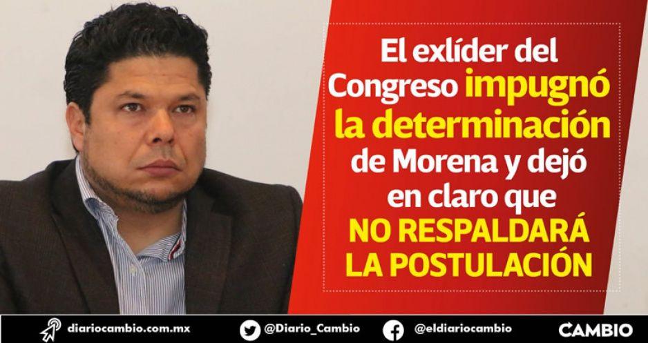 Morena se parte: Biestro impugna la imposición y no respaldará a Claudia (VIDEO)