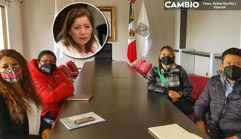 Regidores héroes dan revés a Marisol: logran suspensión vs concesión ilegal del Mercado