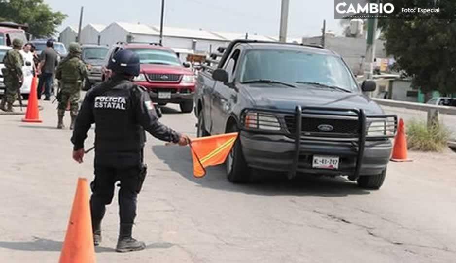 Puebla y Veracruz pactan módulos de seguridad en zona limítrofe