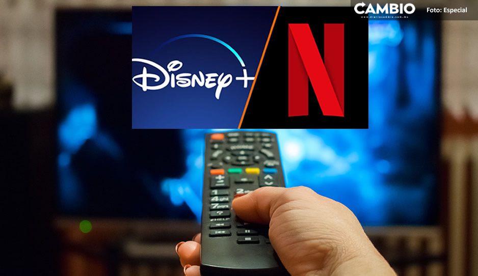 Estos son los estrenos de Netflix, Disney+ y Amazon para este fin de semana