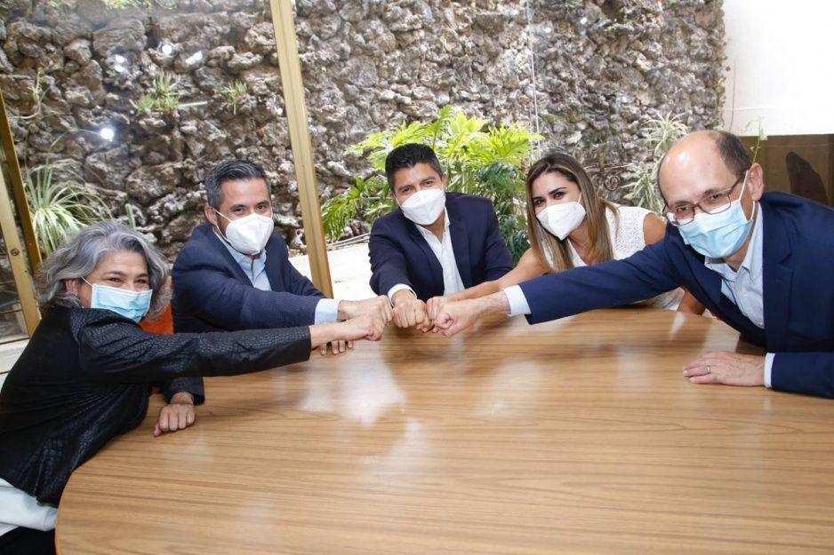 Lalo Rivera nombra a los primeros cuatro miembros de su gabinete