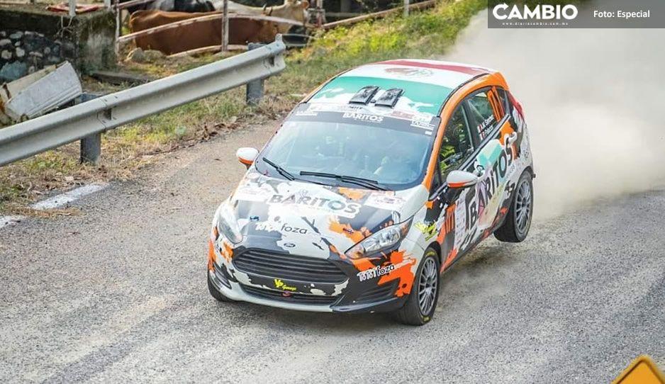 ¡En sus marcas, listos, fueraaa! Tehuacán será sede de Rally Sierra del Sur este fin de semana