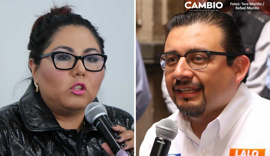 Geno perfila a Lalo Alcántara como el futuro líder de la fracción del PAN