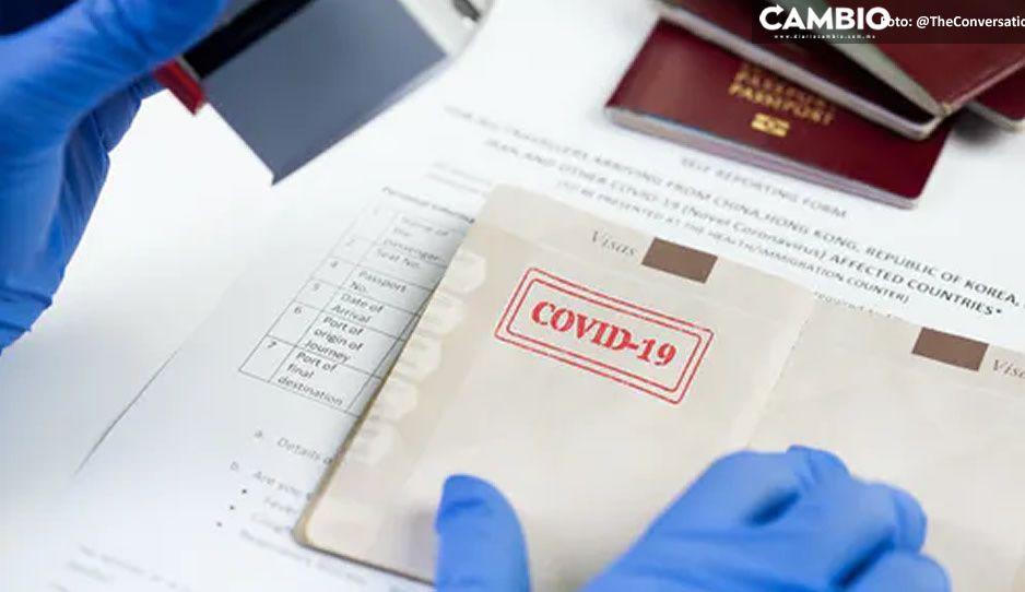 Pasaporte COVID: nuevo requisito para poder viajar