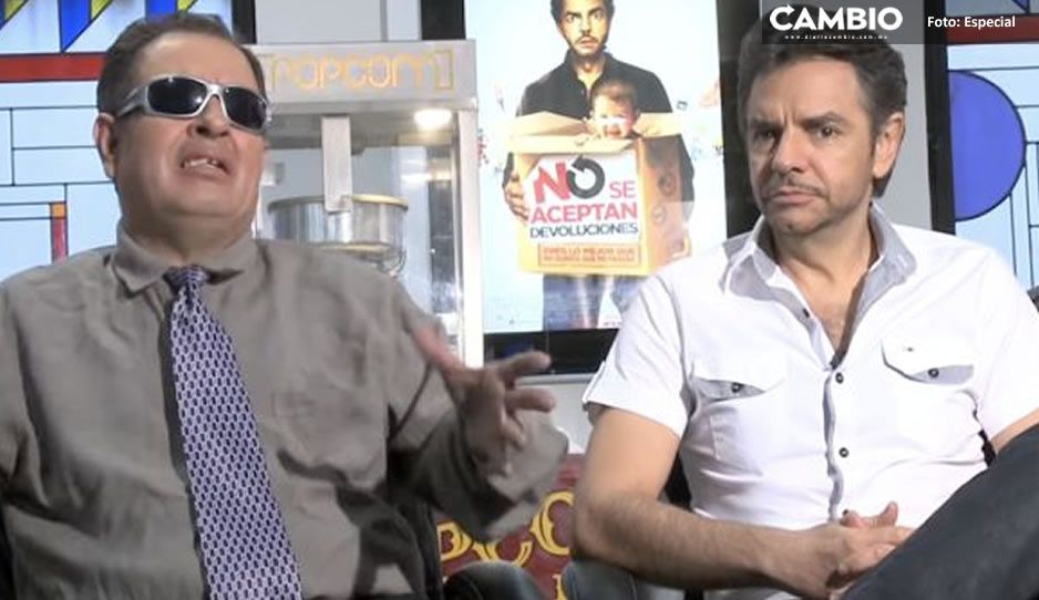 """""""La ayuda no se presume, se da"""": Derbez asegura que sí está pendiente de Sammy (VIDEO)"""