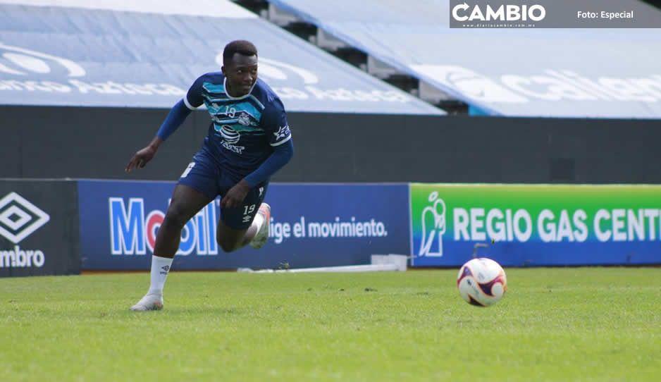 Refuerzos del Puebla, agradecidos por la  oportunidad de jugar en primera división (VIDEO)