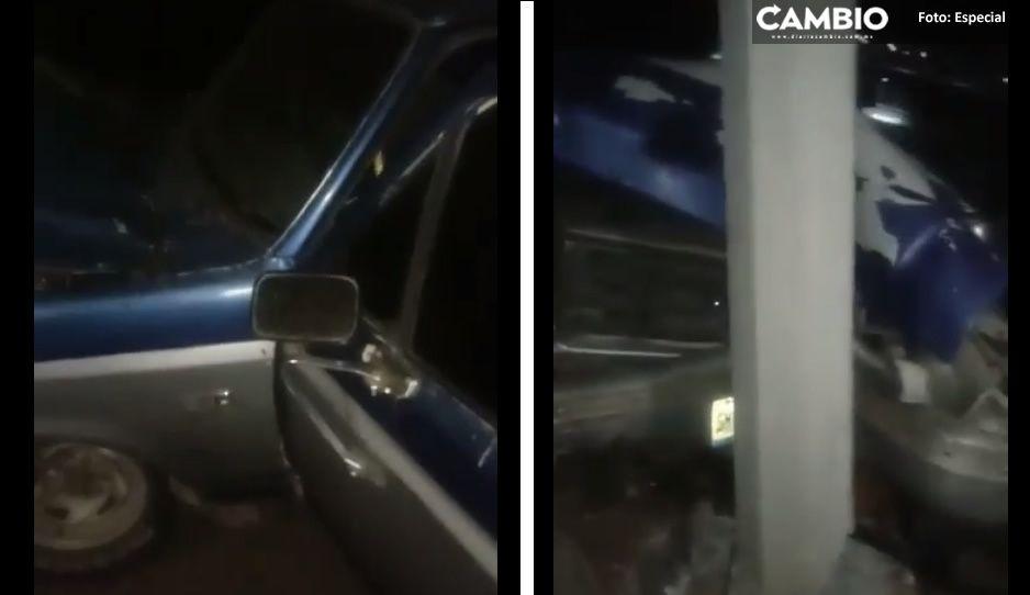 VIDEO: Habitantes enfurecidos de Huaquechula detienen a ladrón ebrio pero la Policía nunca llegó