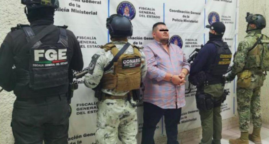 """Guardia Nacional detiene a """"El Colín"""", pieza clave en el caso Ayotzinapa"""