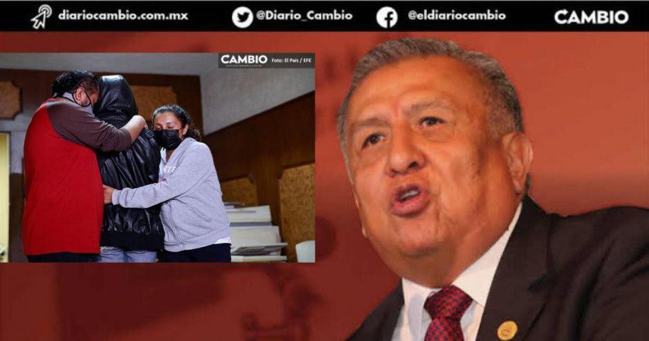 Saúl Huerta debe perder el fuero y ser encarcelado: exige madre de menor afectado