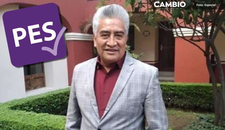 Ardido Xicale: competirá por el PES para arruinar a Karina en San Andrés Cholula