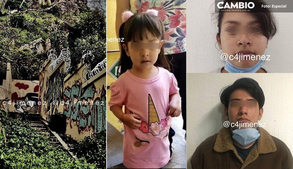 El trágico final de Isabel de 4 añitos: hallada sin vida en una maleta con cal