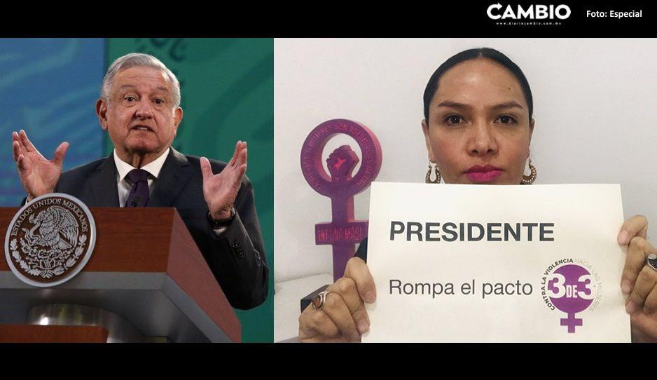 Ya chole con campañas en contra Félix Salgado, así defiende AMLO a candidato morenista