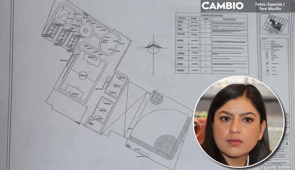 Claudia mutila Deportivo del Seminario: no tendrá estacionamiento, juegos ni gimnasio