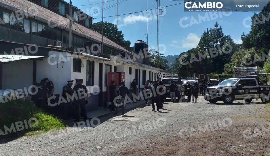 Ecoloco Vargas hace de las suyas: corre a más de 50 policías al cierre de su administración