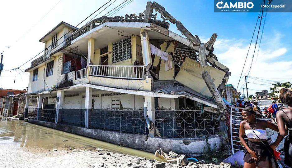 ¡Catástrofe! Sube a 304 muertos en Haití; SRE confirma qué NO hay mexicanos afectados tras terremoto