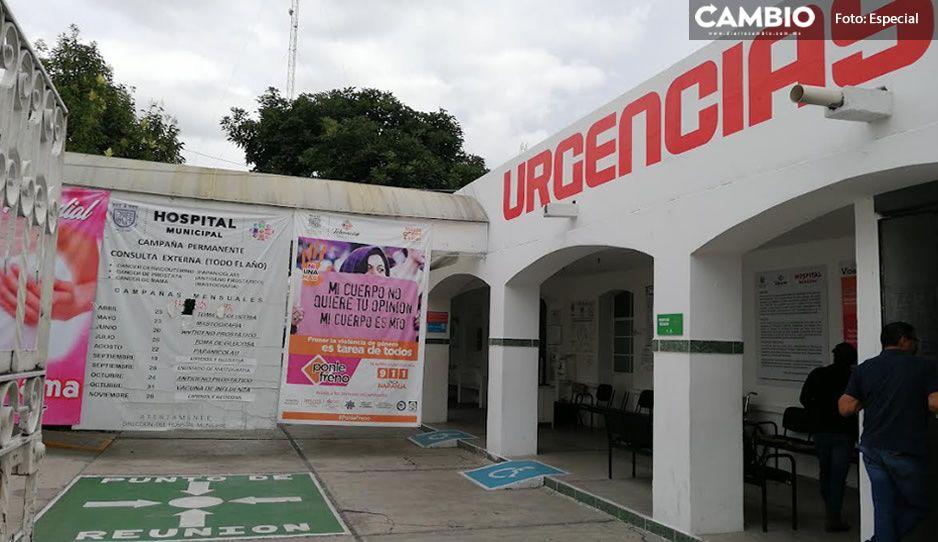 ¡Por fin! Hospital de Tehuacán podrá remodelarse; logró certificación de Cofepris