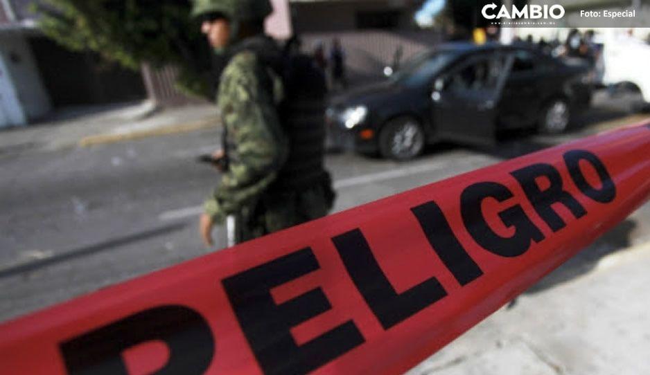 Puebla en el top 50 de las ciudades con más homicidios dolosos en el país