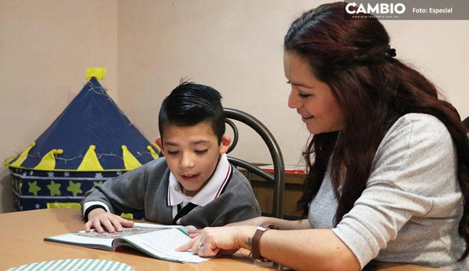 Replantea SEP Puebla estrategias de educación a un año del cierre de escuelas