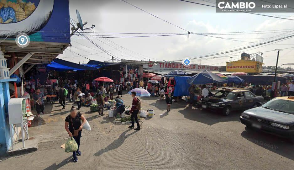 ¡Frutas, verduras y algo más! Instalan prostíbulo clandestino en el Mercado Hidalgo