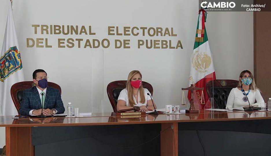 TEEP ordena a Morena analizar de nuevo denuncia por actos anticipados de campaña de Claudia Rivera
