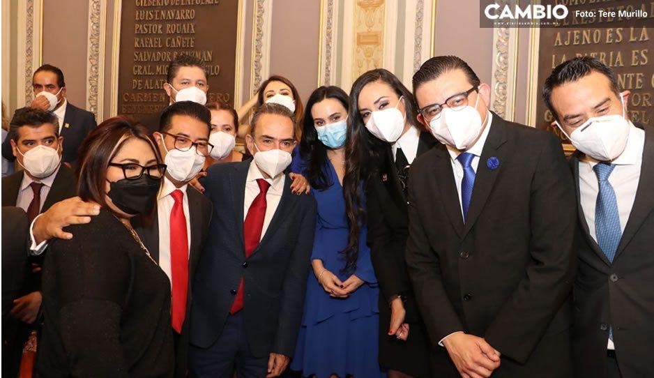 PRIAN invitan a Morena al diálogo al no tener la mayoría absoluta en el Congreso