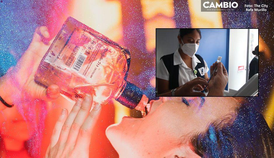 ¡Alerta bebedor! Tomar alcohol tras primera vacuna contra el COVID reduce la efectividad