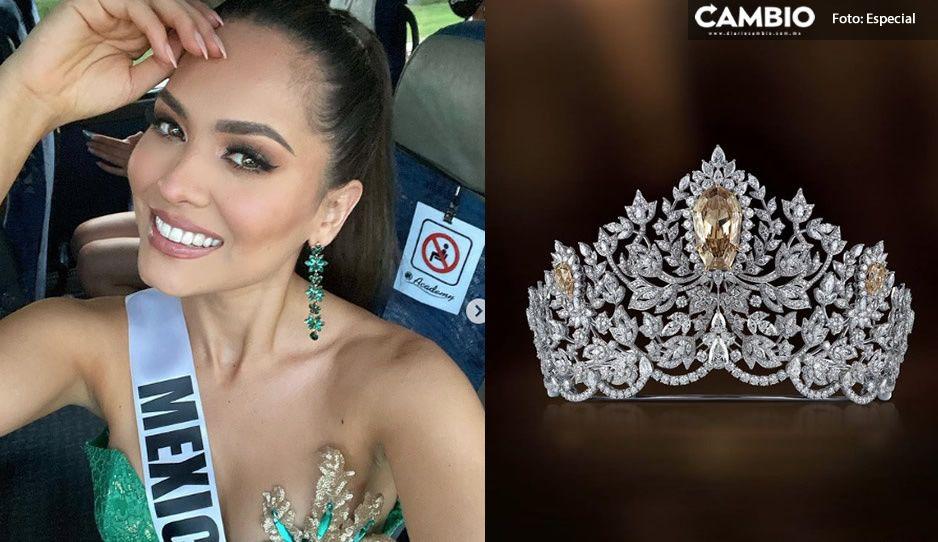 ¡Viajes, joyas y millones de pesos! Los lujosos regalos que Andrea Meza tendrá como Miss Universo