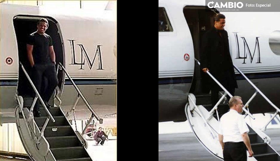 Revelan los detalles del día en que Luis Miguel casi muere en su avioneta (VIDEO)