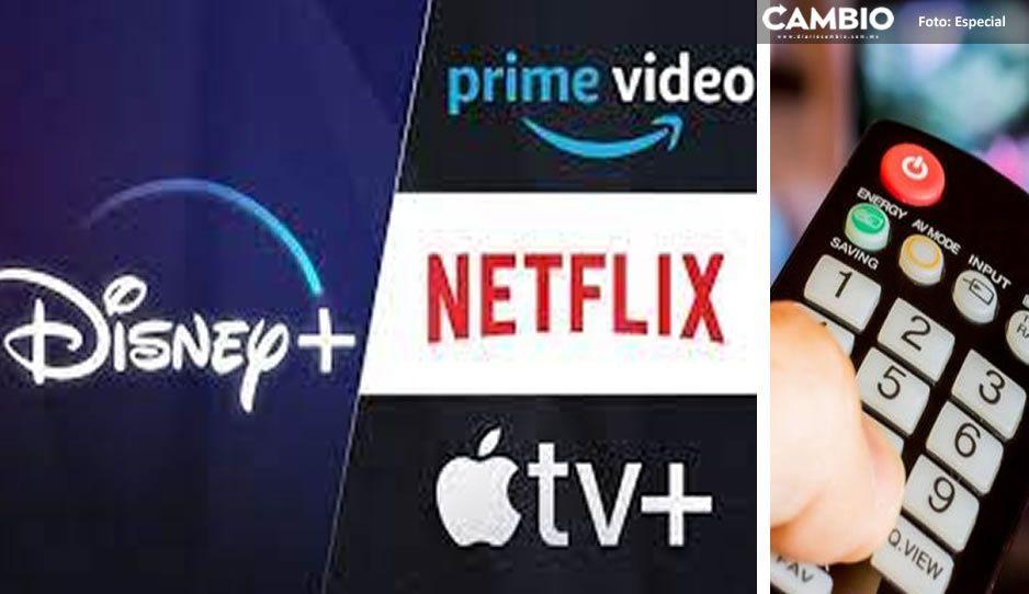 Esto costaría la suscripción de Netflix, Apple TV y Disney+; Morena va por un nuevo impuesto