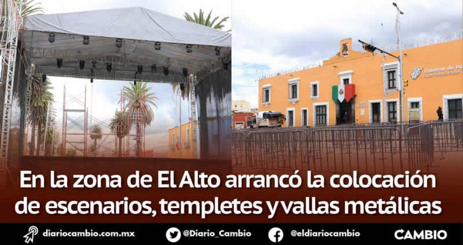 En tres horas poblanos agotan boletaje para festejo patrio en Casa Aguayo (FOTOS Y VIDEOS)