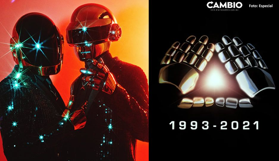 Las cuatro canciones de Daft Punk que ya no escucharás más tras su separación