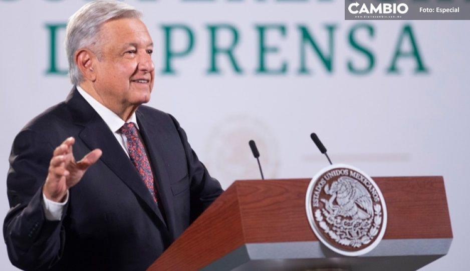 'Si no pacificamos a México, no acreditaremos a la Cuarta Transformación': AMLO