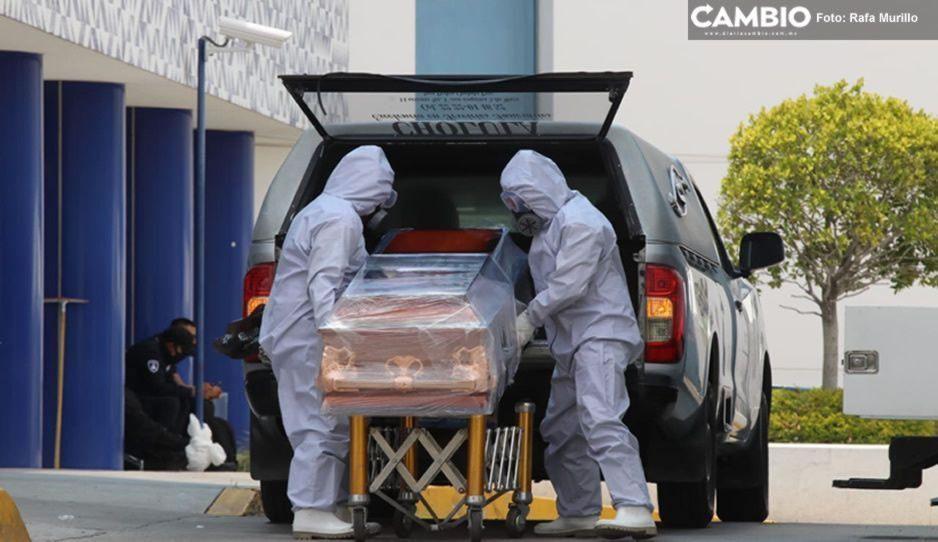 INEGI revela cifra de muertes por Covid; es 35 % más que las reportadas por Ssa