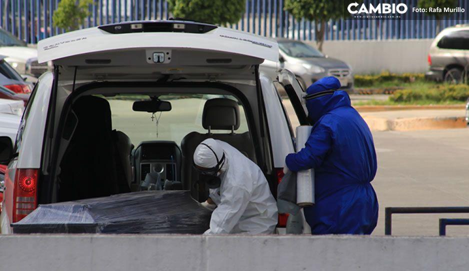 Aumentan las muertes por COVID este fin de semana, reportan 134 y 784 contagios