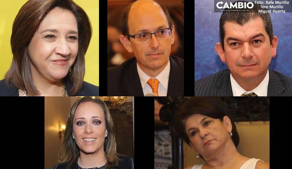 Aquí la planilla de Lalo Rivera: destacan morenovallistas, yunquistas y empresarios