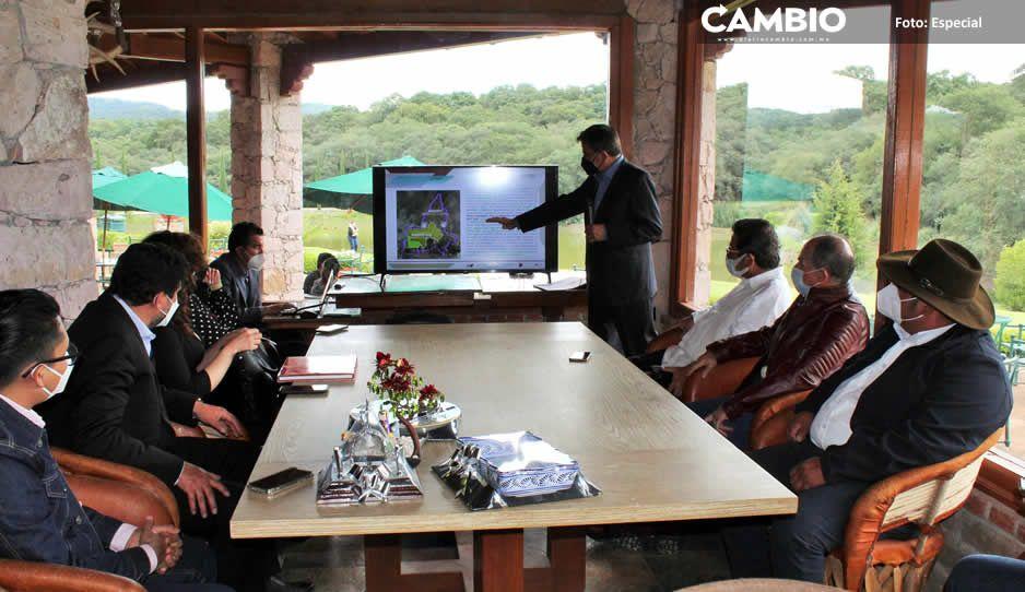 Amozoc prepara ambiciosos proyectos para su crecimiento junto con la iniciativa privada (FOTOS)