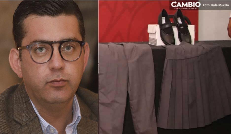 Muere Chapa Palomeque: se lleva a la tumba el secreto de los uniformes con sobreprecio