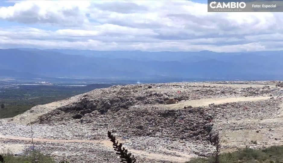Comuna de Tehuacán destina más de 2 millones de pesos para nuevo relleno sanitario
