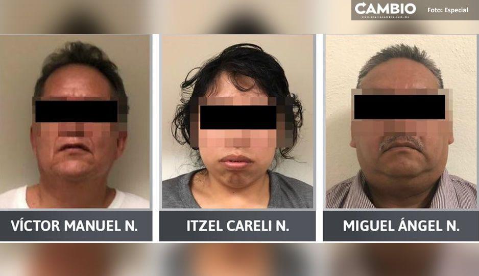 Dan 4 años de cárcel a Víctor, Careli y Miguel por prostituir mujeres en página Chicas Sexys
