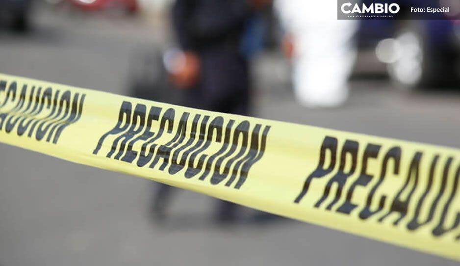 ¡De miedo! Cadáver en estado de putrefacción es localizado en Atzitzintla (FOTO)
